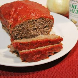 Image of Classic Meatloaf - Classic meatloaf recipe - Kultural Kreations