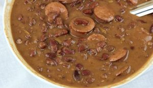 Image of Red beans and sausage - Red beans and sausage recipe - Kultural Kreations
