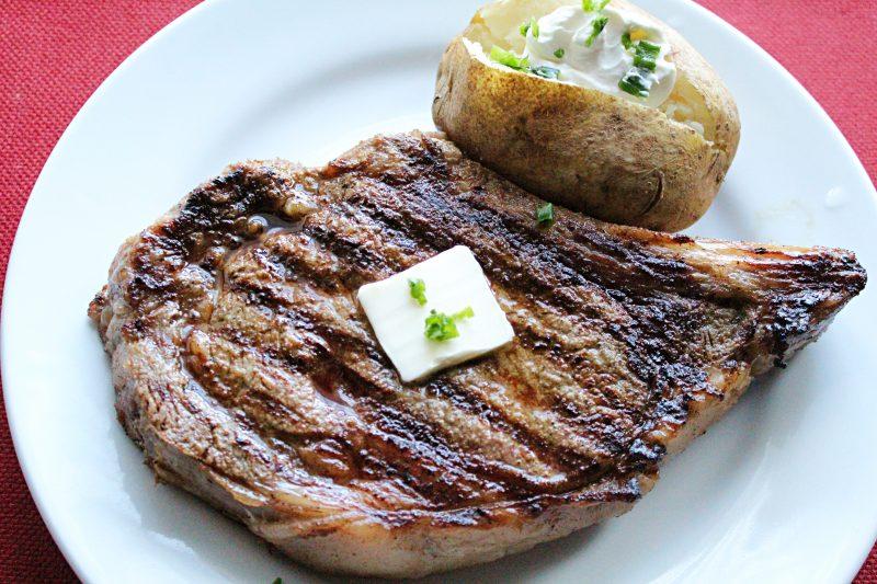 Image of Pan Seared Ribeye Steak - Pan seared steak - Kultural Kreations