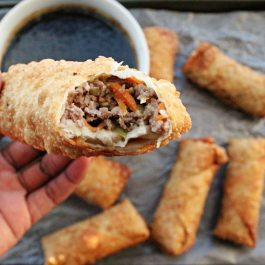 Image of Beef Egg Rolls - Beef egg roll recipe - Kultural Kreations