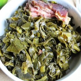 Image of Country Style Collard Greens - Collard green recipe - Kultural Kreations