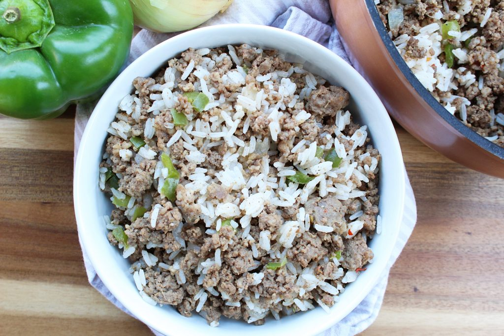 Image of Dirty Rice - Dirty rice recipe - Kultural Kreations