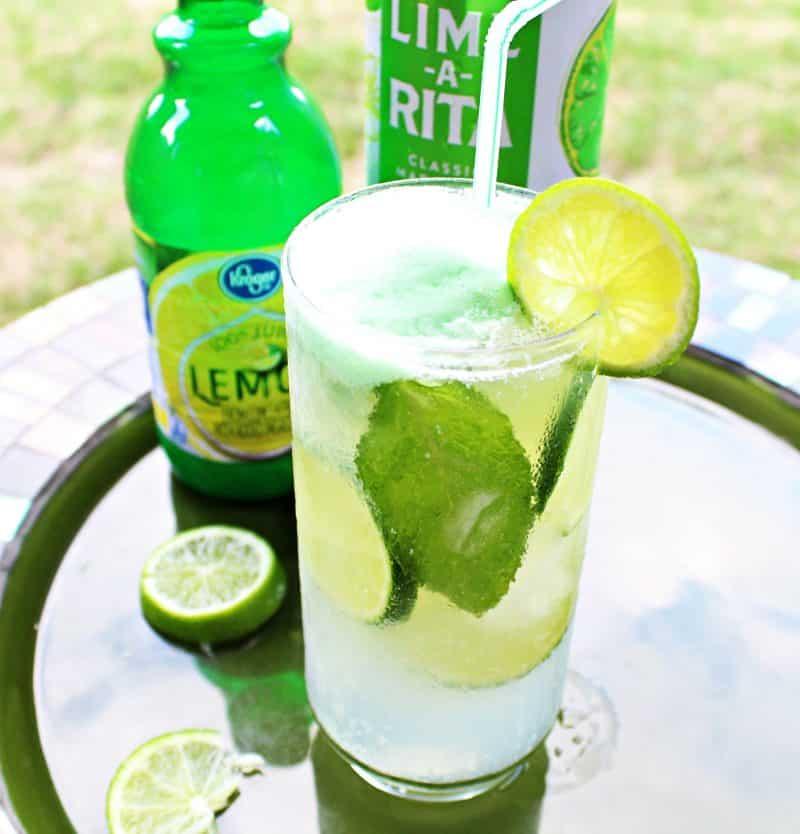 Lime Sherberita