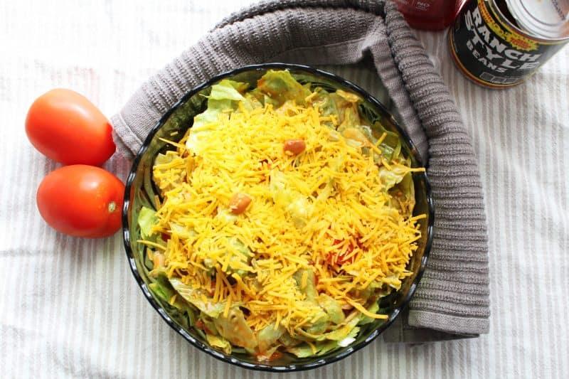 Image of Mexican Bean Salad - Mexican Bean Salad recipe - Kultural Kreations