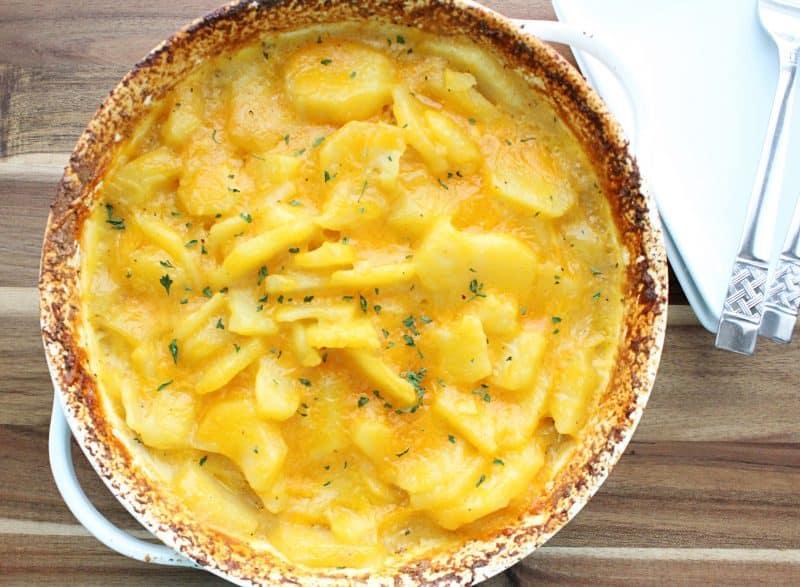 Image of Au Gratin Potatoes - Au Gratin potato recipe - Kultural Kreations