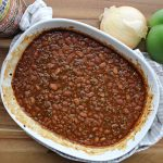 Barbecue Baked Beans With Ground Beef