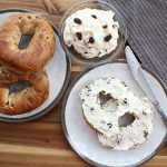 Raisin and Cream Cheese Bagel Spread/Dip