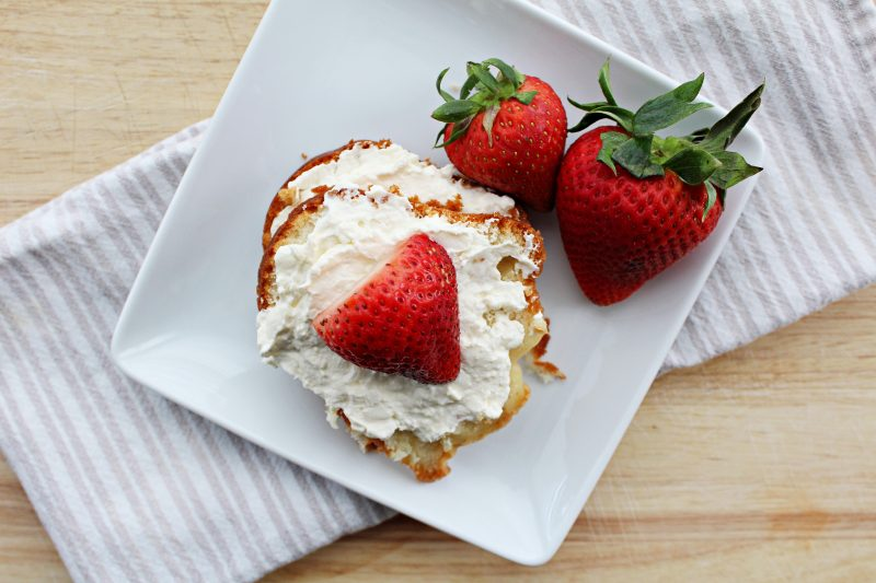Image of Homemade Strawberry Shortcake - Strawberry shortcake recipe - Kultural Kreations