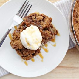 Image of Apple Crisp - Apple Crisp recipe - Kultural Kreations