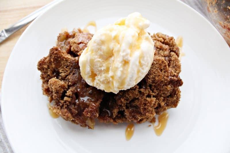 Image of Apple Crisp - Apple Crisp recipe - Kultural Kreations