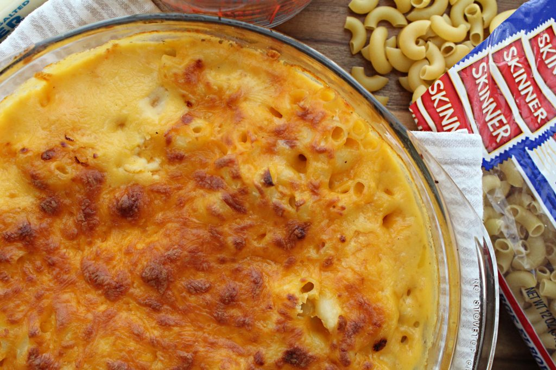 Creamy Mac N Cheese