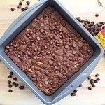Fudge Brownies with Walnuts