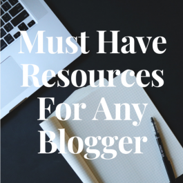 Image of Must have resources for any blogger - Resources for bloggers -Kultural Kreations