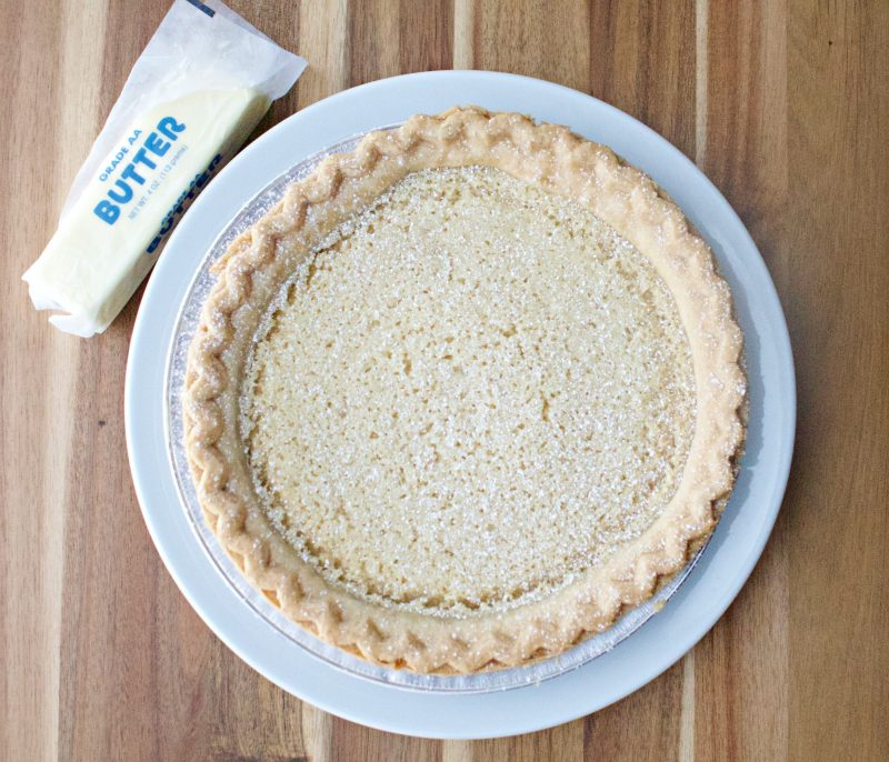 Image of Buttermilk Pie - Buttermilk pie recipe - Kultural Kreations