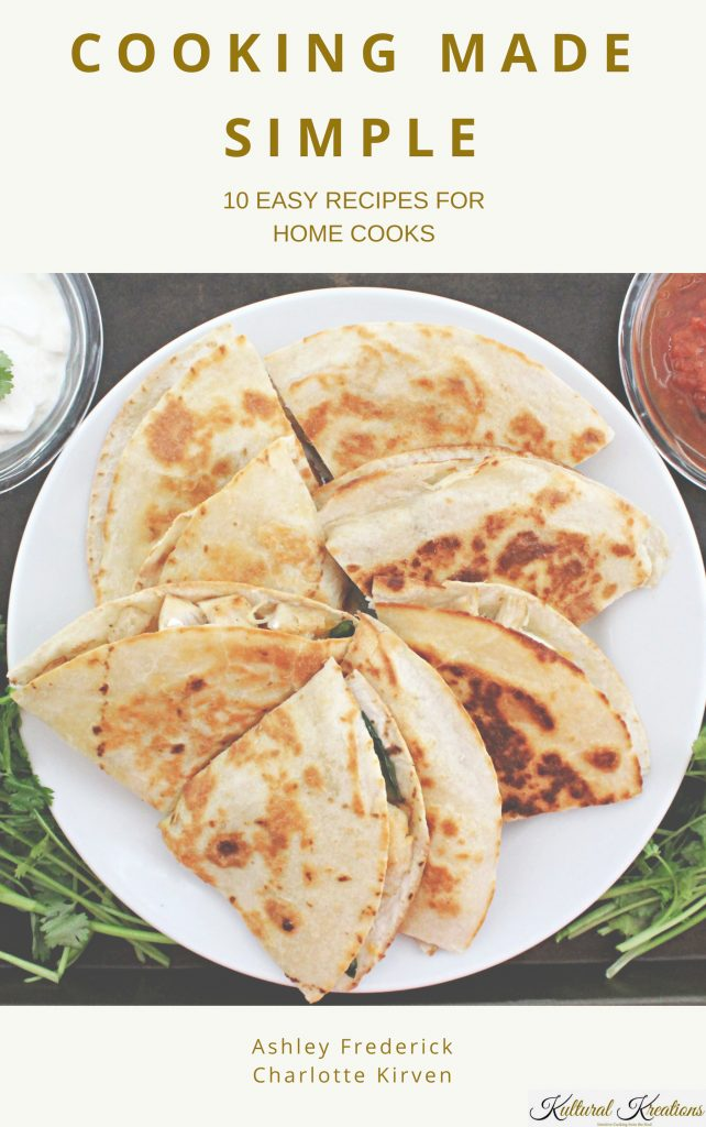 Image of Cooking Made Simple Ebook - Kultural Kreations