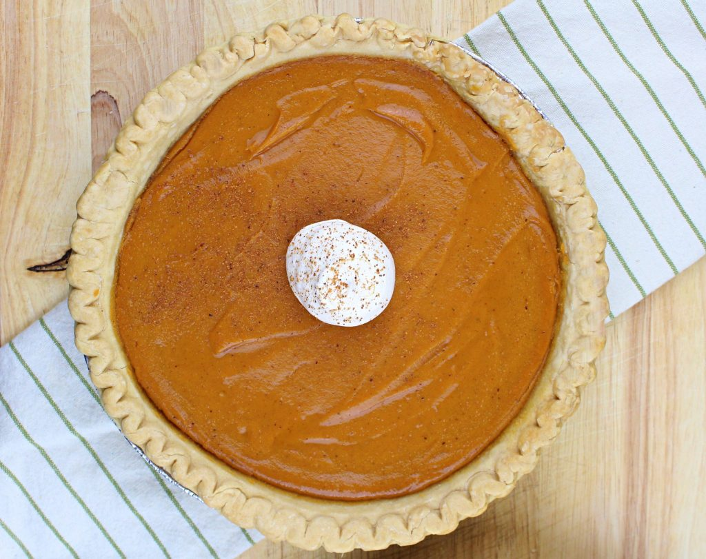 Image of Sweet Potato Pie - Sweet Potato pie recipe - Kultural Kreations