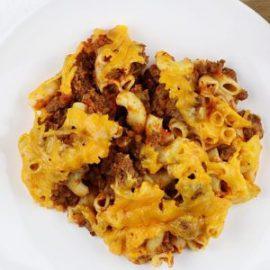 Image of Spaghetti Mac - Homemade Hamburger Helper - Kultural Kreations