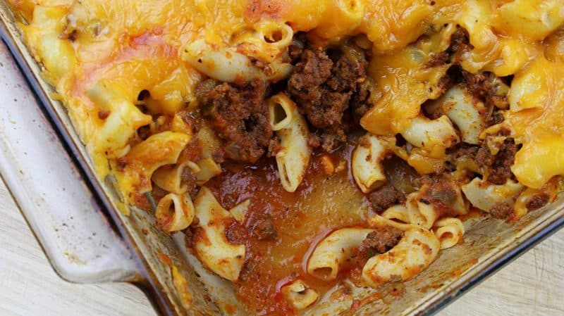 Image of Spaghetti Mac - Homemade Hamburger Helper - Kultural Kreations
