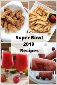 Super Bowl 2019 Recipes