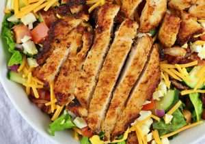 Chicken Cobb Salad - Kultural Kreations