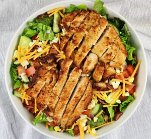 Image of Chicken Cobb Salad - Kultural Kreations