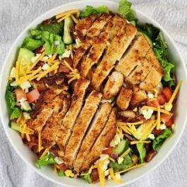 Image of Chicken Cobb Salad - Kultural Kreations