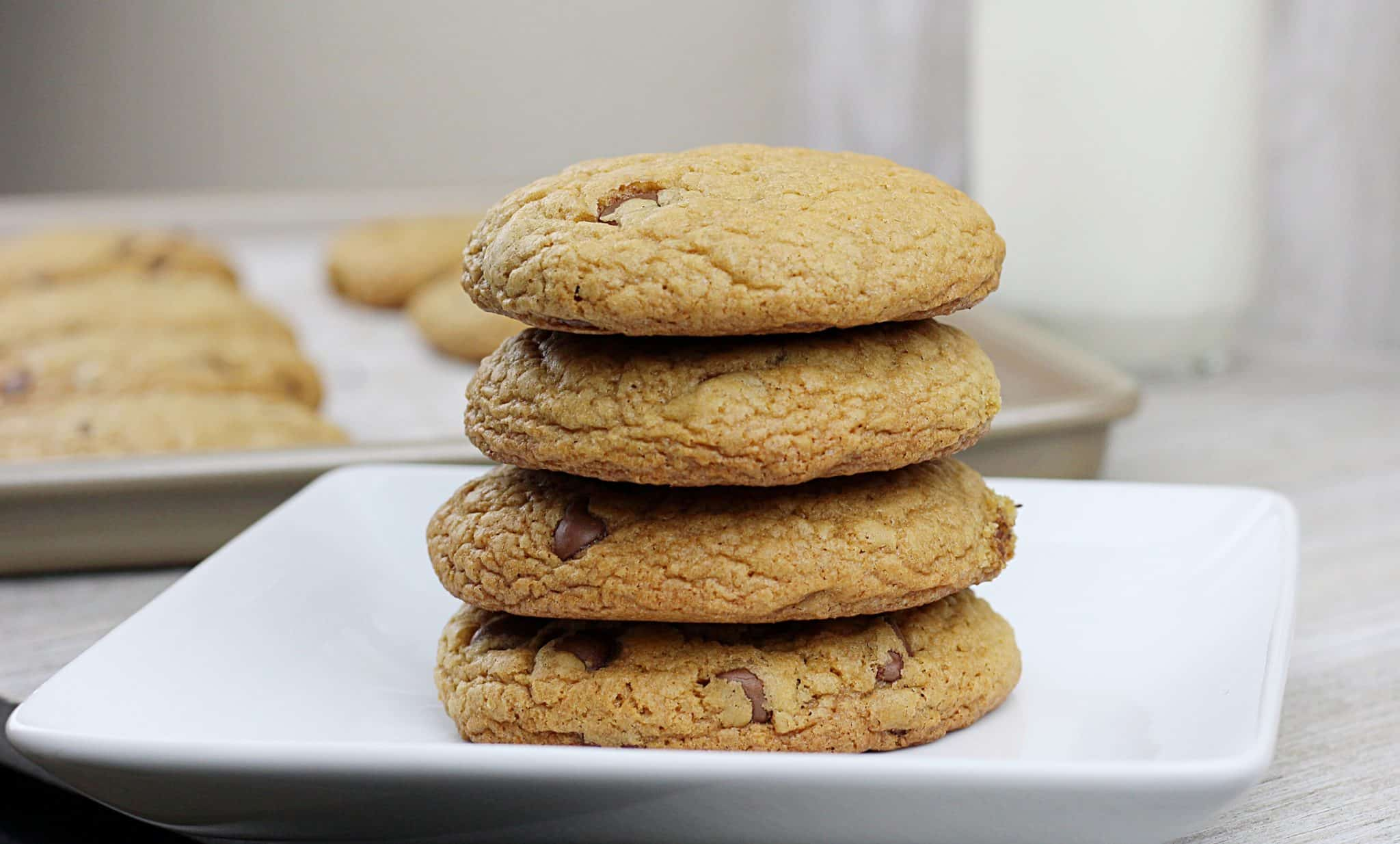 Image of Chocolate Chip Cookies - Chocolate Chip Cookies - Kultural Kreations