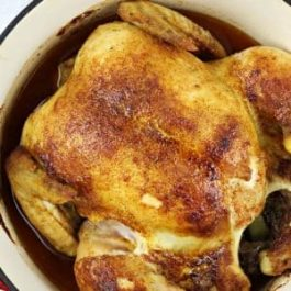 Image of Oven Baked Chicken- Oven Baked Chicken Recipe - Kultural Kreations