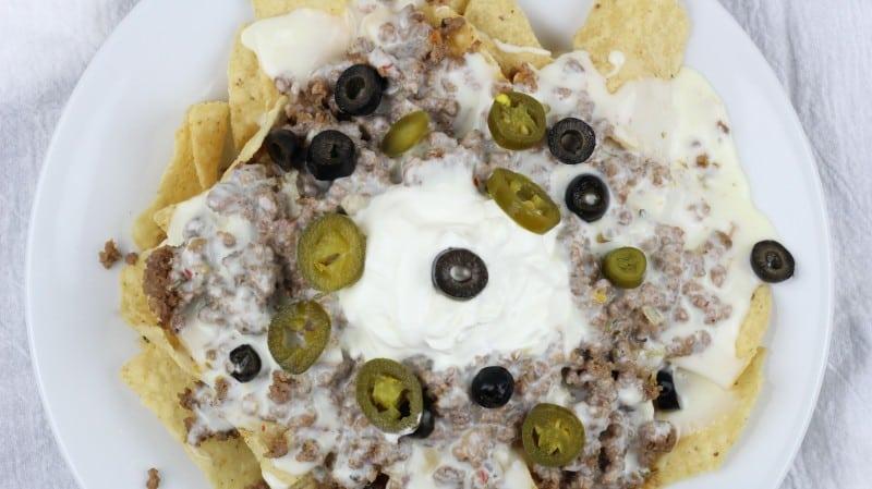 Image of Italian Nachos - Italian Nachos Recipe - Kultural Kreations