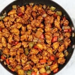 Image of Sweet and Sour Chicken - Sweet and Sour Chicken recipe - Kultural Kreations