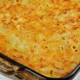 Image of Baked Macaroni and Cheese - Baked Macaroni and Cheese recipe - Kultural Kreations