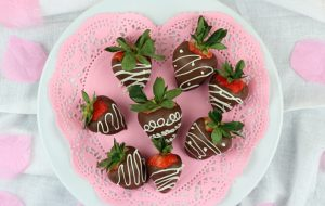 Image of Chocolate Covered Strawberries - Chocolate Covered Strawberries - Kultural Kreations