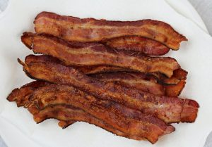Image of Air Fryer Bacon - Air Fryer Bacon recipe - Kultural Kreations