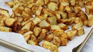Image of Air Fryer Potatoes - Air Fryer Potatoes recipe - Kultural Kreations