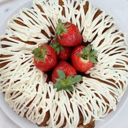 Image of Cream Cheese Pound Cake - Cream Cheese Pound Cake recipe - Whip It Like Butter